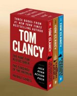 Tom Clancy's Jack Ryan Boxed Set (Books 1-3)