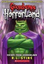 Escape From Horrorland (Goosebumps Horrorland #11)