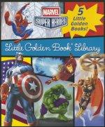 Marvel Little Golden Book Library