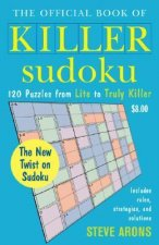 The Official Book of Killer Sudoku