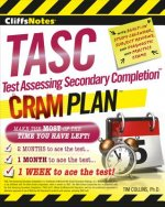 CliffsNotes TASC Test Assessing Secondary Completion Cram Plan