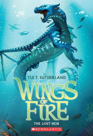 Lost Heir (Wings of Fire #2)