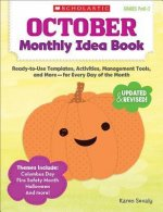 October Monthly Idea Book, Grades PreK-3