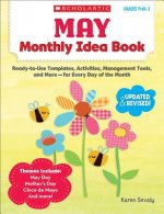 May Monthly Idea Book, Grades Prek-3