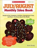 July/August Monthly Idea Book
