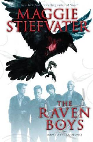 Raven Boys (The Raven Cycle, Book 1)
