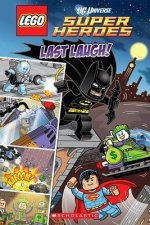 Lego Dc Super Heroes Last Laugh!