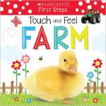 Touch and Feel Farm: Scholastic Early Learners (Touch and Feel)