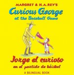 Jorge el curioso en el partido de beisbol/Curious George at the Baseball Game (bilingual edition)