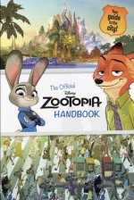 The Official Zootopia Handbook