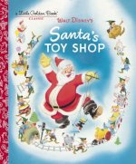 Walt Disney's Santa's Toy Shop