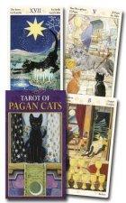 Tarot of the Pagan Cats/ Tarot de los gatos paganos/ Tarot Der Heidnischen Katzen/ Tarot Des Chats Paiens