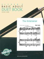Alfred's Basic Adult Piano Course, Duet Book Level 1