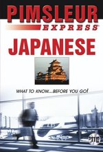 Pimsleur Express - Japanese