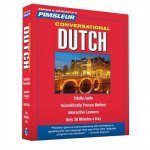 Pimsleur Conversational Dutch