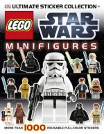 Ultimate Sticker Collection: LEGO(R) Star Wars: Minifigures
