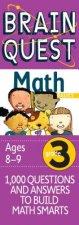 Brain Quest Math Basics