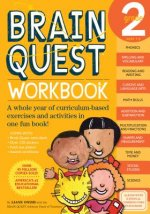 Brain Quest Workbook Grade 2