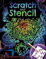 Scratch & Stencil