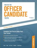 Peterson's Master the Officer Candidate Tests