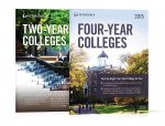 Peterson's Two-Year Colleges 2015 + Peterson's Four-Year Colleges 2015