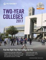 Peterson's Two-year Colleges 2017