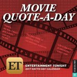 Entertainment Tonight Movie Quote-a-day 2017 Calendar
