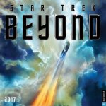 Star Trek Beyond 2017 Calendar
