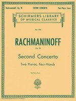Rachmaninoff Concertos for the Piano