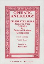 OPERATIC ANTHOLOGY Soprano and Piano