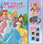 Disney Princess Movie Theater Storybook