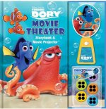 Finding Dory Movie Theater Storybook & Movie Projector