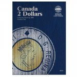 Canada 2 Dollars Folder #1, Collection Starting 1996