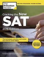 Cracking the New SAT 2016 Edition
