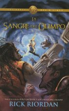La sangre de Olimpo / The Blood of Olympus