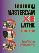 Learning Mastercam X8 LATHE 2D Step-by-Step