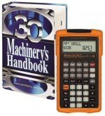 Machinery's Handbook & Machinist Calc Pro 2 Combo