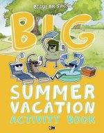 Big Summer Vacation Activity Book