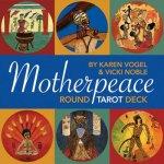 Mini-Motherpeace Round Tarot Deck