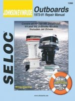 Johnson/Evinrude Outboards 1973-91 Repair Manual