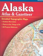 Alaska Atlas and Gazetteer