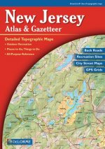 New Jersey Atlas & Gazetteer