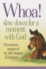 Whoa! slow down for a moment with God