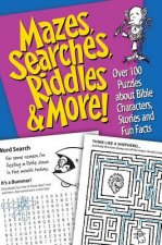 Mazes, Searches, Riddles & More!