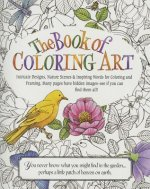 The Book of Coloring Art Adult Coloring Book