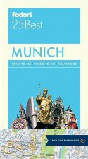 Fodor's 25 Best Munich