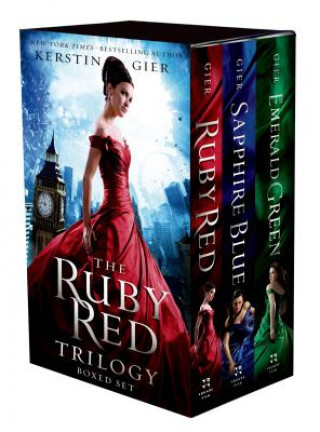 RUBY RED TRILOGY BOXED SET