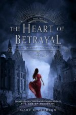 HEART OF BETRAYAL: THE REMNANT CHRONICLE