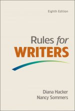 Rules for Writers With Writing About Literature