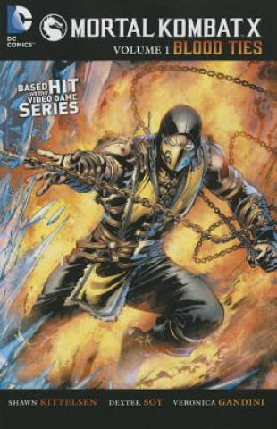 Mortal Kombat X Vol. 1